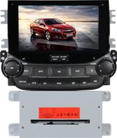 Wholesale hot selling quot TFT LCD touch screen car DVD player with gps and bluetooth for Chevrolet Malibu