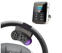 Wholesale Bluetooth Player Car FM Transmitter MP3 Steering Wheel USB SD MMC Card Sell Well