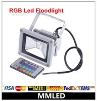 LED led flood light - 10W RGB V LM LED Light LED Flood light Waterproof Landscape Lighting Outdoor Lighting V V Lumen