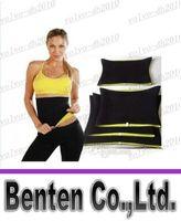 Cheap S-2XL New Fashion Women Corset Hot Neoprene Slimming Waist Belt Body Hot Shaper fajas Belts Waist Training Belt LLFA4172F
