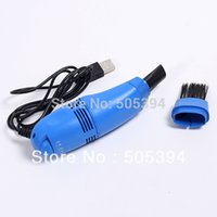 Cheap New Fashion Mini USB Vacuum Keyboard Cleaner Brand Designer Computer Cleaners Portable Dust Cleaner For Computer