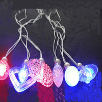 Wholesale Hot sale LED flash necklace lighting supplies happy birthday decoration for party and festive pc led light hair gift