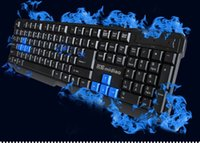 best online laptop - New Mechanical Sense best Gaming Keyboard PC Keyboards for Dota2 LOL Best Gaming Keyboard free online virtual keyboard K