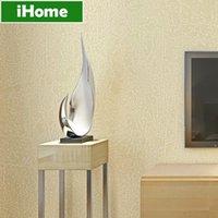 Wholesale Non Woven WallPaper Roll Fiber Texture Papel De Parede European Modern Minimalist Particle Home Decor Living room Sofa Backdrop