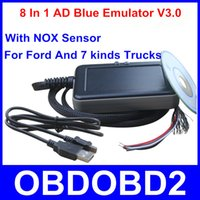 ads trucks - Factory Price In1 ADblue Emulator With NOX Sensor For Ford And Kinds Heavy Duty Trucks Protect AD Blue Liquid Of The Truck
