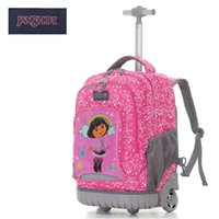 hand trolley - 1 grade pupils trolley bags female child boy hand pull box trailer trolley bags Post secondary students
