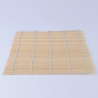 Wholesale Bamboo SUSHI Mat Maker Makisu Roll Asia Chinese Japanese Kitchen Hand Rolling dandys