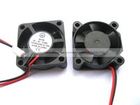 Wholesale 10 Brushless DC Cooling Blade Fan s V x30x10mm Pin