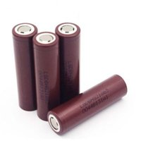 Wholesale HOT Original HG2 LG3000mah A Battery hg2 High Drain Rechargeable Batteries PK VTC5 VTC4 HG2 HE4 MJ1 R Battery