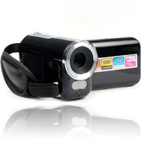 Wholesale Falsh Sale Cheap MP inch Digital Video Camera x Zoom Flash Light Support Multi language