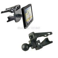 Wholesale Universal Removable Car Vehicle Air Vent Mount Holder Clip For Garmin Nuvi GPS