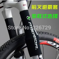 bicycle chain case - fork protection Chain Protector Giant Merida sleeve bicycle accessories fork guard Chain case fork MTB fork