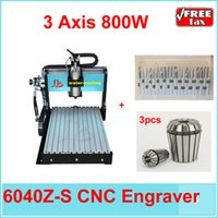 cnc cutting - No tax to EU country cnc cutting milling machine cnc router Z S W water cooled limit switch free tool bits collect