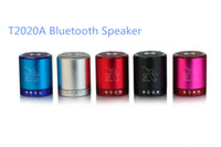 mobile phone speaker - T2020A Mini Bluetooth Speakers Angel Pattern TF Card Convenient To carry mobile phone computer for