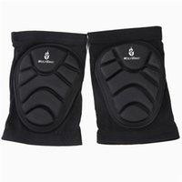 Wholesale WOLFBIKE Kneepad Skiing Goalkeeper Soccer Football Volleyball Extreme Sports knee pads Protect Cycling Knee Protector BC314