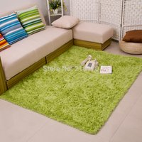 Wholesale Modern thickening bruge rugs and carpets for living room bedroom tapete blankets slip resistant mats doormat colors select