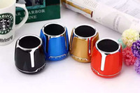 Wholesale New Arrival Colorful Speaker Daniu Wireless Portable Speaker for PC iPhone MP4 with retail box DHL Drop Shippinng