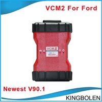 Engine Analyzer ford vcm ids - 2014 New Arrial High Quality Ford VCM II IDS V90 OEM Level Diagnostic Tool support ford vehicles OBD2 Scanner VCM2 DHL
