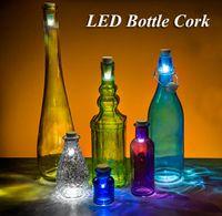 Wholesale Rechargeable USB LED Night Light Cork Shaped Wine Bottle Vintage Wedding Party Decoration