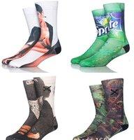 Cheap Men Sport Stockings Best Men's 3D Socks