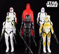 figurines - Star Wars Figurine toy Rebels Exclusive Inch Action Figure Pack Heroes Villains Movers Shakers Toys