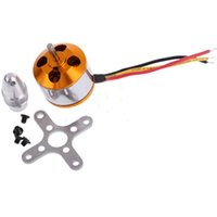 Wholesale A2212 T KV Brushless Outrunner Motor for Airplane X525 Aircraft Quadcopter