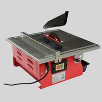 Wholesale High power multifunction DIY woodworking table saw table saw wood flooring small chainsaw jade cutting machine cutting machine