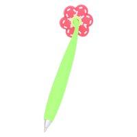 Wholesale Flower Style Magnetic PVC Fridge Pen Color Assorted