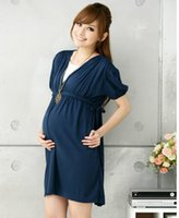 dresses for pregnant women - 2013 summer new arrival maternity dress casual one piece cotton dress for pregnant women