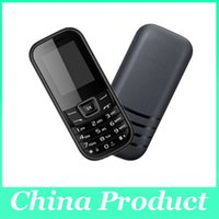 phone quad band - 1 inch Screen cellphone Quad Band GPRS GSM Dual SIM Card OEM whatsapp twitter Cheap Mobile Phone with facebook