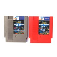 Wholesale High quality Pins bit Game Cartridge in with Rockman NINJA TURTLES Contra Kirby s Adventure