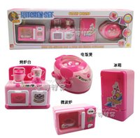 Wholesale The mini small appliances series Male baby girl cooking kitchen utensils pieces
