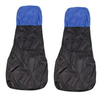 acura van - nterior Accessories Seat Covers Universal Car Van Front Seat Cover Waterproof Protector Polyester Car Seat Covers Protector Auto Int
