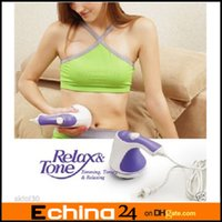 hand and foot - Relax Spin Tone Full Body Back Foot N Hands Massageer For Slimming And Relaxing