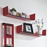 acrylic wall hanger - Home Furniture Prateleira Estante De Livros Acrylic Shelf In Modern Hotel Contracted Fashion for Hanger Wall Frame