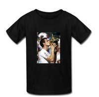 andy murray shirt - Andy Murray Player Print Men T Shirts Cotton O Neck Short Sleeves Brand New Mens tee shirts clothes