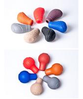 Wholesale colorful anti slip auto silicone shift knob cover