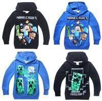 Wholesale 2015 new Spring and Autumn Children s hoodies Cartoon Hooded T shirt Kids Sweater Sportswear NQW3