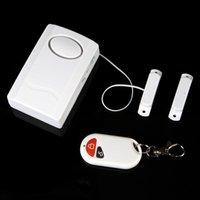 Wholesale Gate Door Magnetism Alarm Sensor Wireless Remote Control Door Alarm