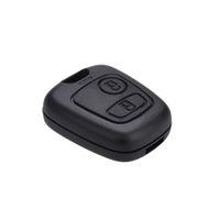Wholesale 2015 Special Offer Sale Carcasa Llave Key Case Shell for Peugeot Funda Botones Mando Car
