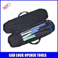 auto lock kit - Klom Stainless steel car open tool klom car locksmith tools kit lock picking set lock pick tools