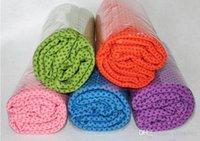 Wholesale by Fedex eco silicone yoga towel High quality silica gel spread towels yoga
