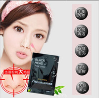 acid minerals - 3000pcs PILATEN Facial Minerals Conk Nose Blackhead Remover Mask Pore Cleanser Nose Black Head EX Pore Strip