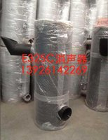 Wholesale Excavator Parts Carter C muffler exhaust manifold chimney without shipping