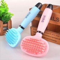 advance dog supplies - Advanced massage bath brush the dog a bath brush massage pet a bath brush Pet Supplies