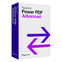 advance dvd - Nuance Power PDF Advanced DVD with Serial Number Full Version Color Packaging
