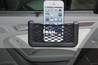 back seat storage bag - Fashion Hot Universal Car Seat Side Back Net Storage Bag Phone Holder Pocket Organizer GPS