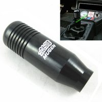 Wholesale Black MT Manual Transmission Stick shifter Speed Short Shift Knob For Honda