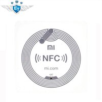 Wholesale 4 Xiaomi NFC tag sticker smart tags for Xiaomi mi mi A for Android phone with NFC function