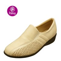 lady leisure shoes - Casual Shoes Comfortable Soft Massage Insole Breathable Pansy Lady Leisure Shoes